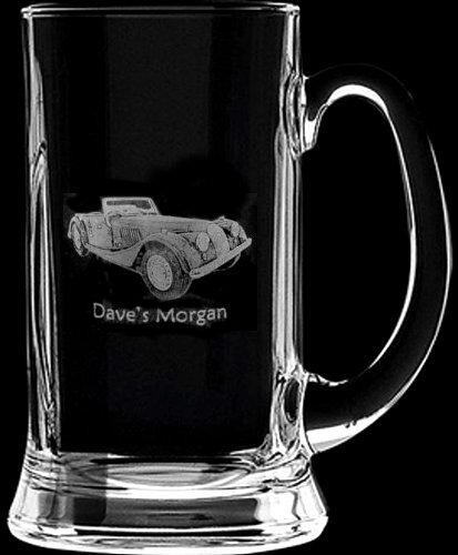 DEVON PINT TANKARD with your photo engraved